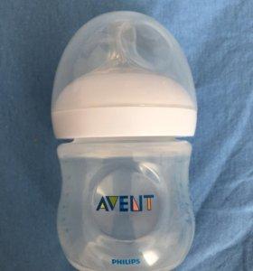 Бутылочка Philips AVENT серии Natural 125 мл