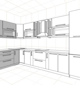 Изготовление проектов корпусной мебели