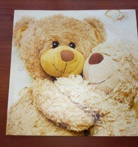 Картина Медвежата