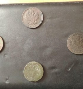4 монеты