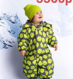 Новые зимние комбинезоны Crockid