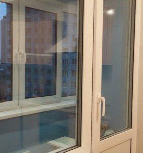 Окна Балконы из ПВХ профиля