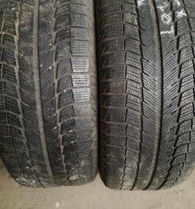 255 55 18 Michelin Latitude-пара шин б у