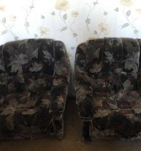 Кресла в отличном состоянии