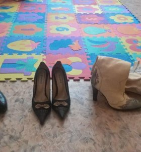 Туфли сапоги