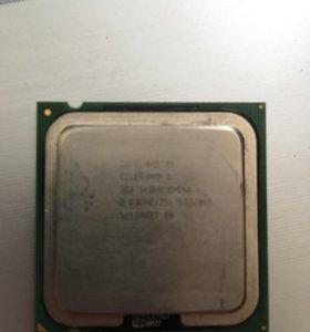 Процессор intel celeron D366 prescott 2800MHz