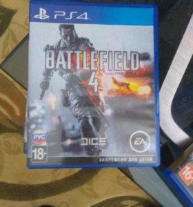 Игра на ps4 battlefield 4