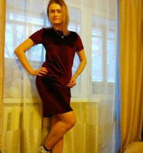 Платья ))