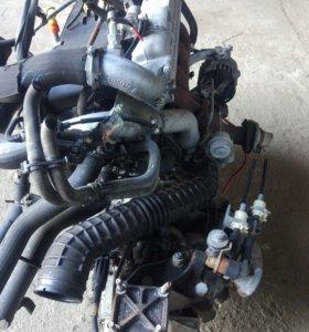 Двигатель Peugeot Boxer 2005 2,8HDi