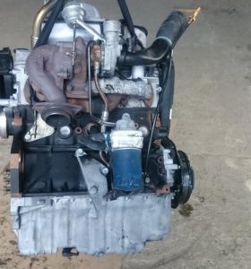 Двигатель Volkswagen Transporter 2002 2,5TDi