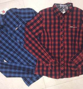 Рубашки, новые