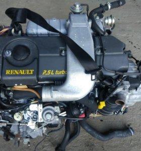 Двигатель Fiat Ducato 1998 2,5TD