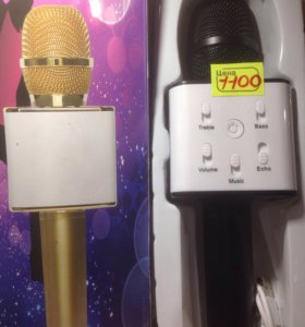 Микрофоны безпроводные