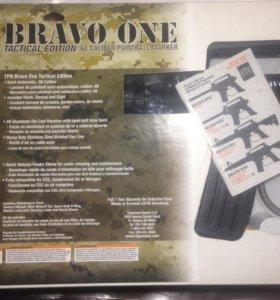 Пейнтбольный маркер Bravo One Tactical Edition