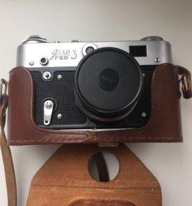 Фотоаппарат плёночный Фэд 3