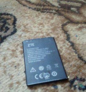 Аккумулятор ZTE blade a5