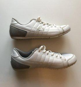 Кроссовки мужские кожаные. Кеды. 42-43.
