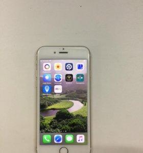 iPhone 6s 16 gb золотой