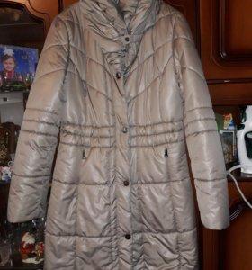 Пальто (куртка) весна-осень 46-48 размера