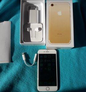 iphone 7 x 32 Gold