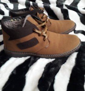 Новые!мужские ботинки!