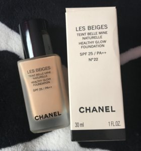 Тональный крем Chanel