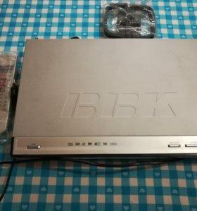 DVD проигрыватель bbk 9903s
