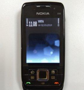 Nokia E66 Slider