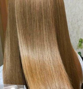 Ботокс для волос