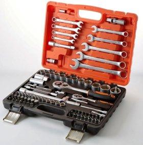Набор инструментов 82 предмета в кейсе КУЗЬМИЧ