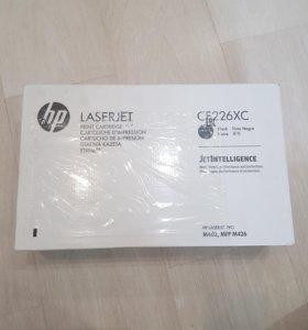(НОВЫЙ)Картридж HP LASERJET CF226XC