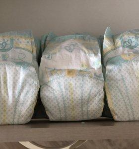 Памперсы 3-6 кг. 20 шт.