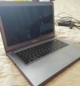 Ноутбук Lenovo Ideapad U400