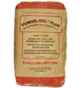 Бентонит Tunnel Gel Plus для буровых работ ГНБ