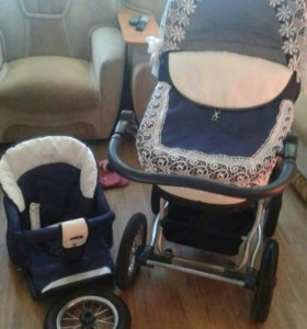 Детская колясками
