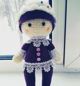 Связанная кукла