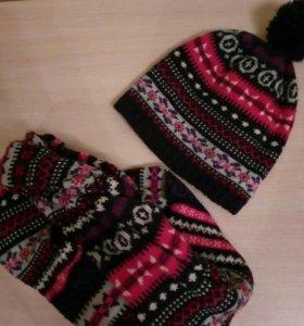 Снут и шапка зимние