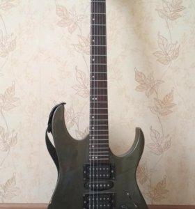 Гитара washburn wr 154