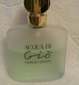 Giorgio Armani Acqua Di Gio 50мл флакон