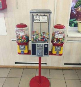 Автомат по продаже жевательной резинки
