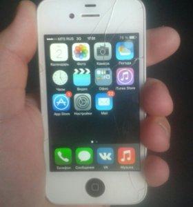 Айфон 4 обмен