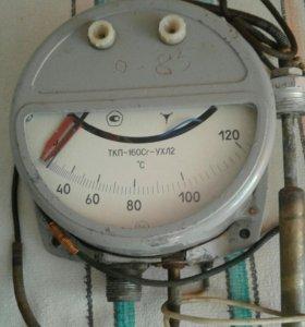 Термометр манометрический 2шт.