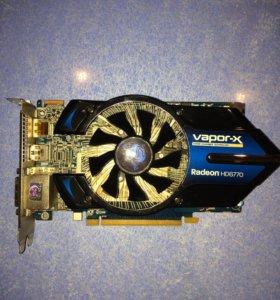 Видеокарта Sapphire Radeon 1gb