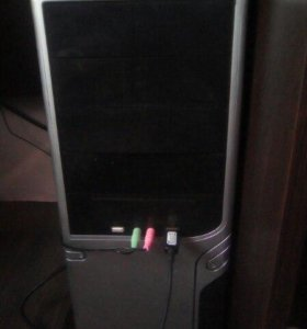 Системный блок и монитор в отличном состоянии!
