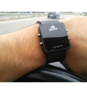 Часы LED watch