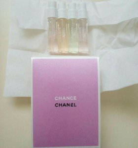 Шанель набор семплов женских