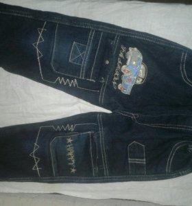 Красивые джинсы для мальчика!