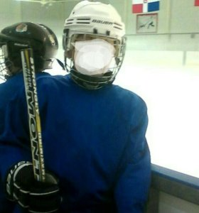 Шлем хоккейный Bayer