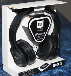 Беспроводные Bluetooth наушники JBL MS-BT