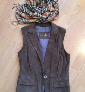Блузы и жилеты 44-46